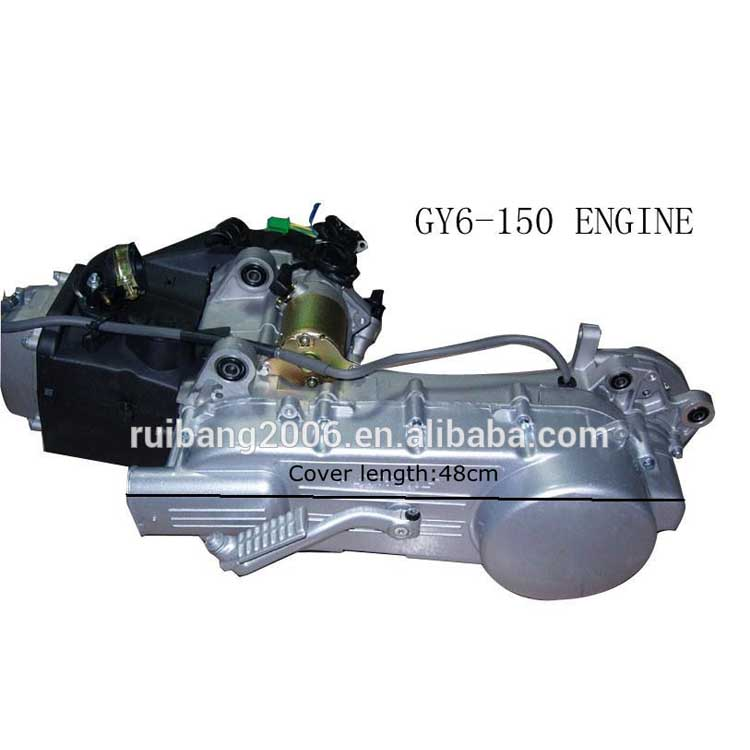 High quality wholesale engine for JINLONG GY6 150cc engine