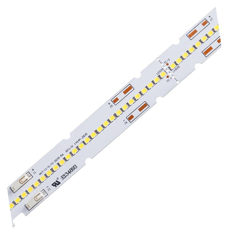 Energy-efficient lighting SMD 60 led per meter 2835 cct 60d led strip light 2835 led strip  for linear highbay light