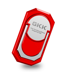 GKK brand Universal high Quality Mobile Phone Holders Drop Resistance Mobile Phone Ring Stent Buckle