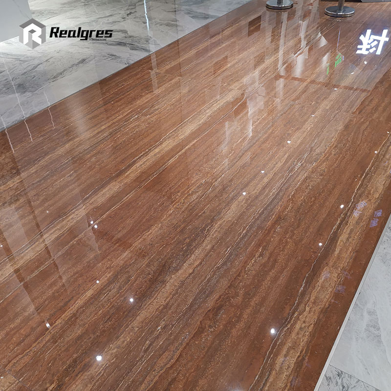 1200x2400 Full Polished Glazed Kitchen Ultra Thin Wood Ceramic Floor Tiles Buy Thin Porcelain Floor Tile Kitchen Thin Tiles 2400x1200 Porcelain Tile Product On Alibaba Com