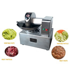 High Speed Meat Bowl Cutter/ Meat Chopper/ Meat Chopping Machine