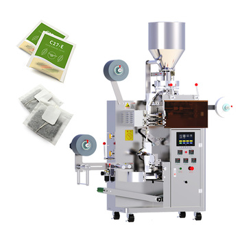 Automatic price small tea bag filter paper tea powder sachet pouch packing machine