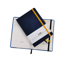 Custom Afdrukken Note Boek A5 Dagboek B5 Soft Cover Agenda Aanpasbare Leather Journal Hardcover Planner Gevoerd Pu Cover Notebook