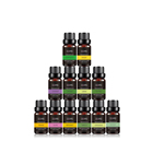 Hot-selling 100% Pure Essential Oil Set 12 Private Label Aroma GMP Certification Wholesale Price