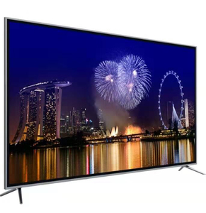 2019 Newest Model 75 inch UHD 4K Flat Screen Smart LED TV with Tempered glass and Miracast
