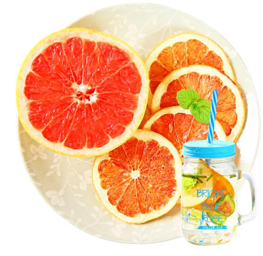 High Quality Dry Grapefruit Flavor Tea dried sliced grapefruits Hot selling - 4uTea | 4uTea.com