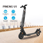 [EU STOCK ] U1 Tire Family Export Sports Equipment Green Energy High End Ecorider City Eco Electric Scooter