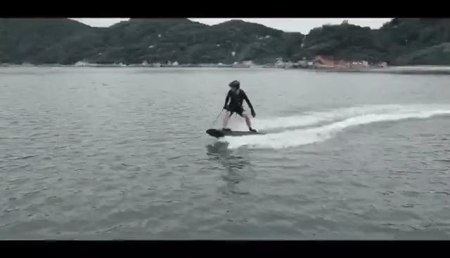 Schnelle Geschwindigkeit Power Motorisierten Wasser Elektrische Power Surfbrett Jet surfen Körper Jetsurf Bord Für Verkauf