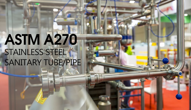 Foshan Free samples ASTM A270 SUS304 316l mirror inside and outside polished round Food Grade stainless steel pipes tube