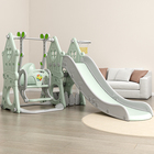 Indoor Playground Children New Style Multifunctional Baby Toys Indoor Playground High Quality Kids Plastic Slide And Swing