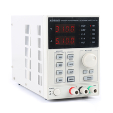 KA3005P Programmable Presisi Disesuaikan Linear DC Power Supply Digital <span class=keywords><strong>30</strong></span> <span class=keywords><strong>V</strong></span>/5A 0.01 <span class=keywords><strong>V</strong></span>/0.001 Laboratorium Power