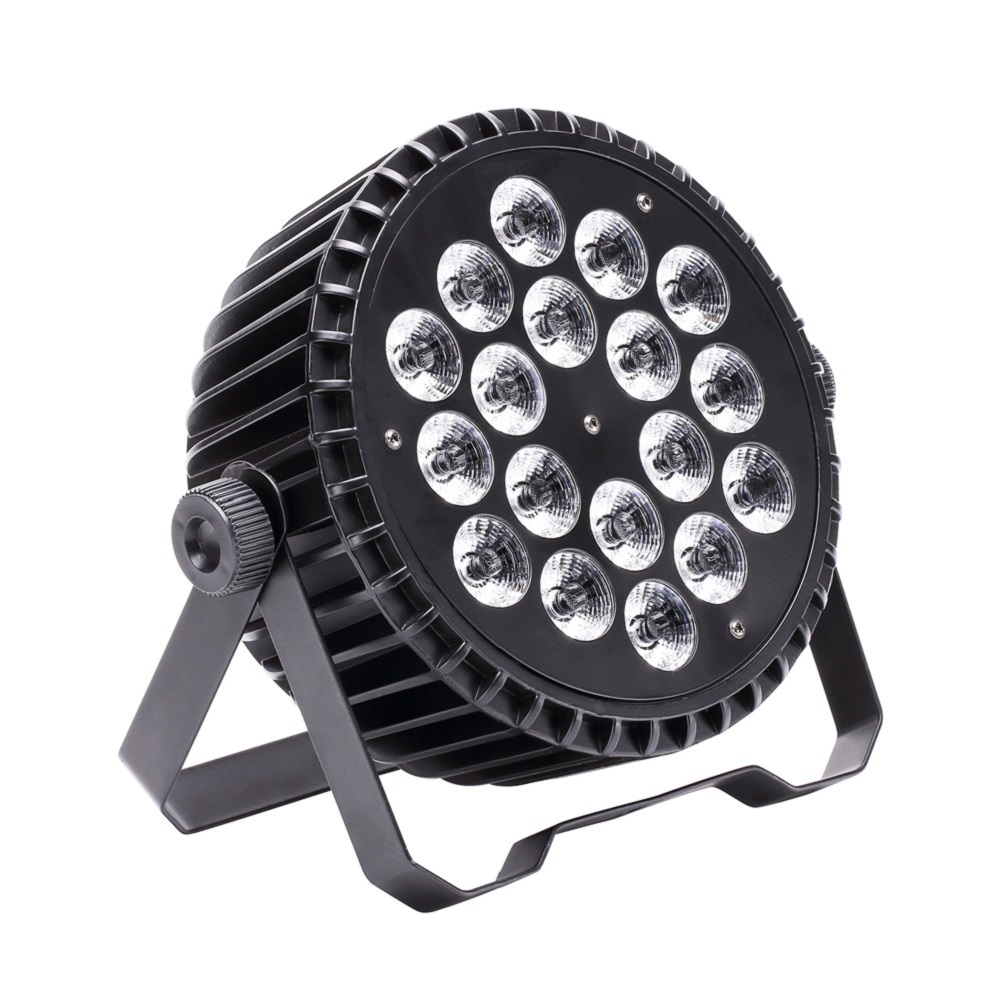 U`King 180W Powerful LED Par Can Disco Lights DMX 512 Sound Activated Stage Lights