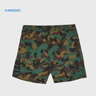 Kids Camouflage Custom Print Beach Holiday Party Swimming trunks for men