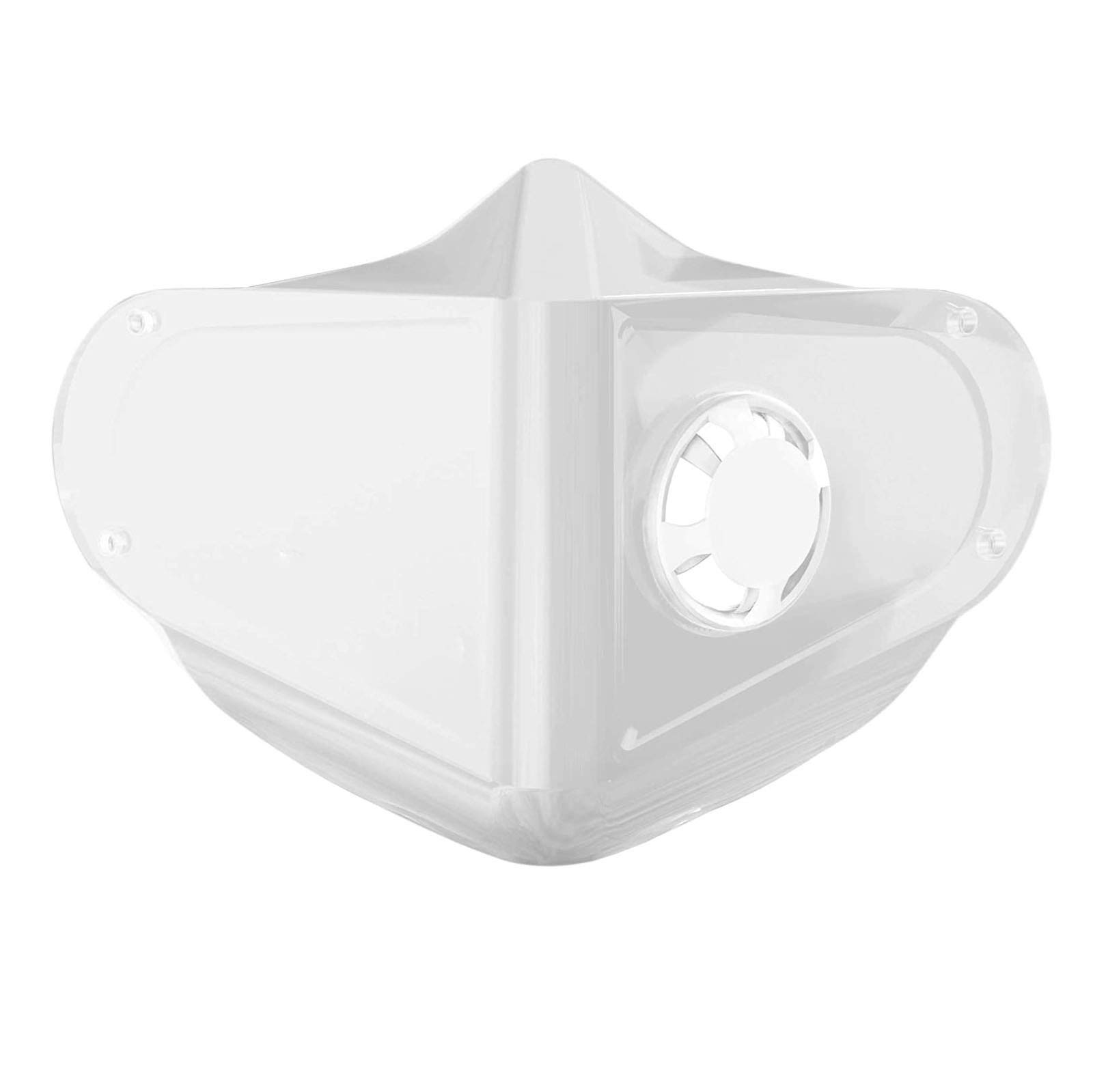 New PC protective Party mask with breathing valve, unisex anti-fogging head-wear adult high permeability - KingCare | KingCare.net