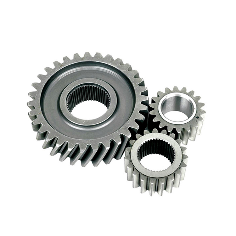 Manufacturer Customized High Precision spare parts straight Cylindrical Gear