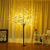Bolylight Christmas Indoor Outdoor Decorative Cherry Blossom Led Light Tree