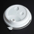 90 caliber pp leak-proof cup lid duckbill conjoined lid injection cover disposable milk