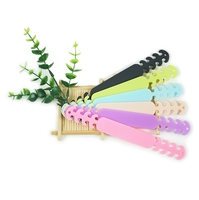 Silicone adjustable elastic bands for maskk ear protect cord