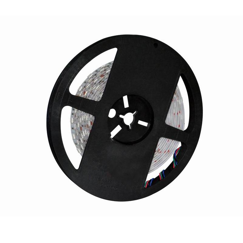 IP65 Waterproof Rainproof Flexible 5050  12v 5m rgb led strip for holiday lighting