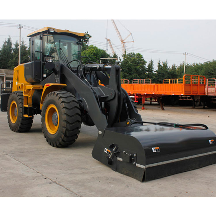 Customize High Efficiency Road Cleaning Pick Up Sweeper