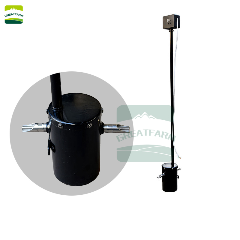 Automatic thermostatic drinking fountain for pigs Pig drinking system Pighouse water heater