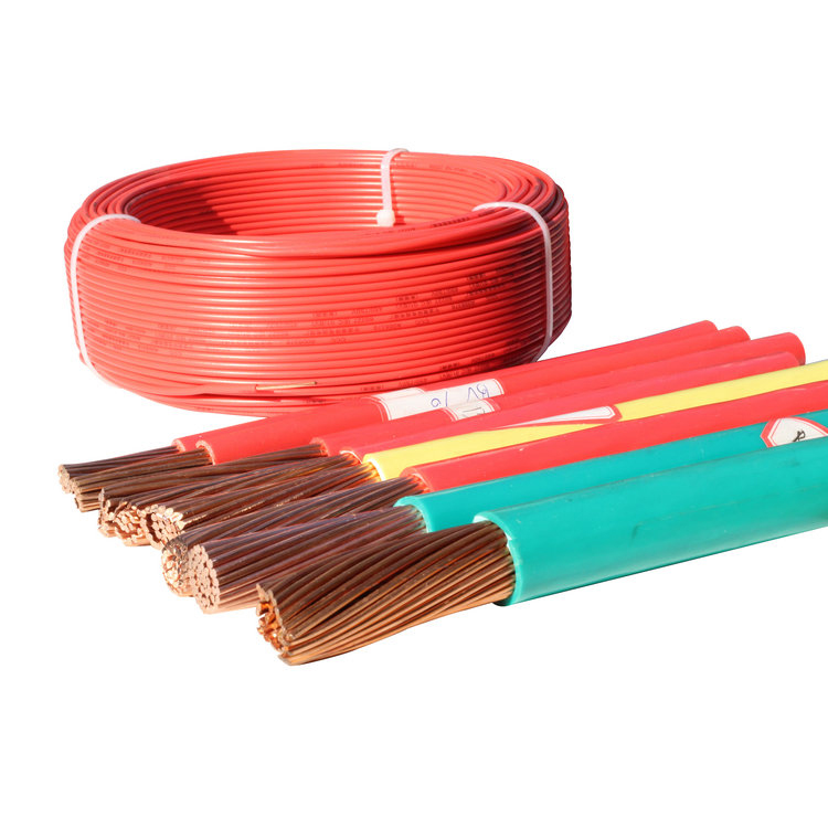 1.5mm 2.5mm 4mm 6mm 10mm single core copper pvc house wiring electrical cable and wire building wire