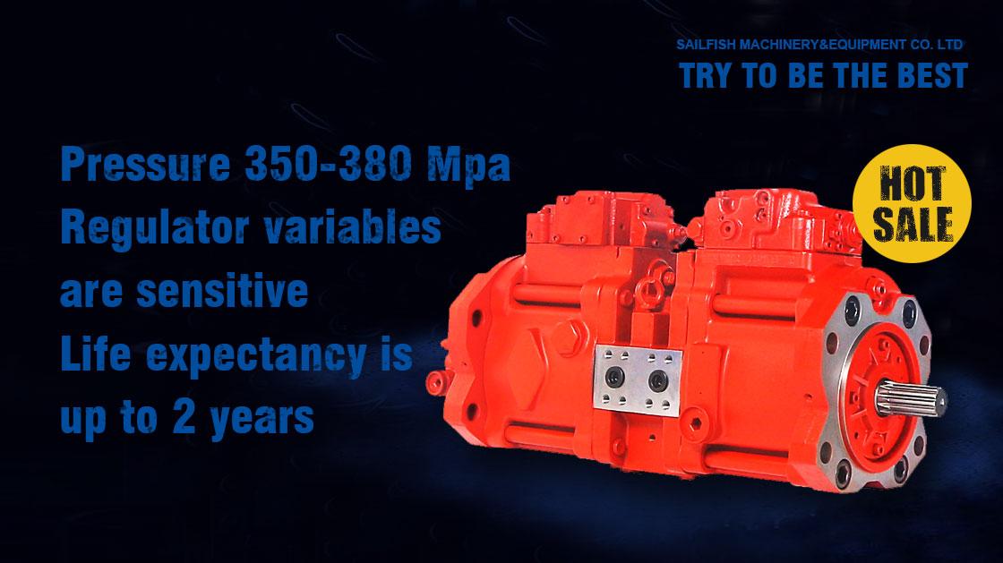 Hohe qualität A8V86 Hydraulische Motor Hydraulische Kolben Pumpe für bagger ersatzteile