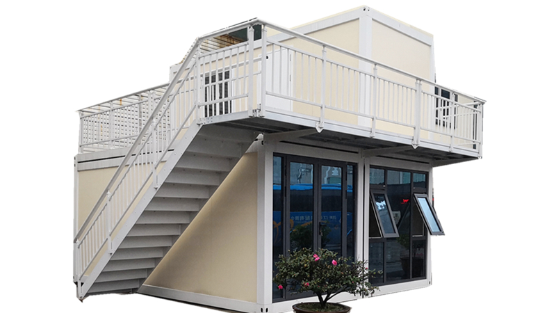 High Quality Flat-pack Container House,Prefabricated House,Earthquake Proof Prefabricated Detachable Container House