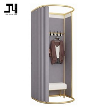 Fashion Sederhana Portabel <span class=keywords><strong>Pop</strong></span> Up Hoki Golden Stainless Steel Mengubah Ruang Kabinet