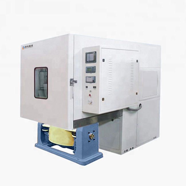 Professional lab equipment high low temperature tester thermal shock testing chamber for material performance