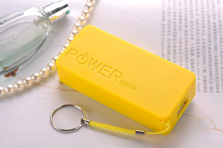Hot Sale USB Mobile Power Bank 2600 MAh