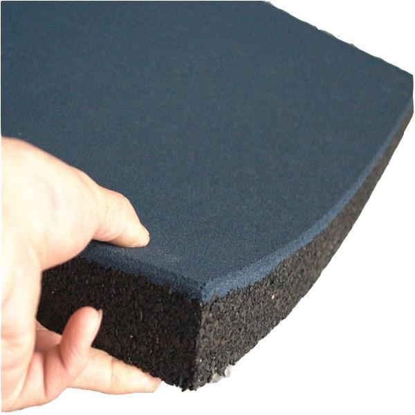Rubber Flooring Roll Gym Flooring Roll 50%EPDM Granules