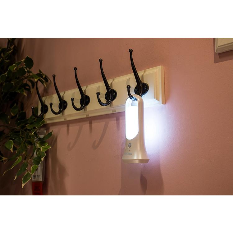 Fabrika doğrudan tedarik gece yatak odası için lamba hareket aktif led sensörü gece lambası
