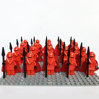 Star sw040b Wars Royal Guard Death Star Imperial Compatible Legoe 10188 6211 mini figures building brick Model