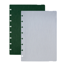 RINGNOTE <span class=keywords><strong>A5</strong></span> disc binden notebook cover pre-geponste gaten PP Foam cover vervanging borstel graan