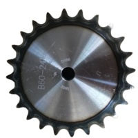 Hot selling simplex steel small roller chain sprockets with 7/17/35/40/60/72/100/120 teeth
