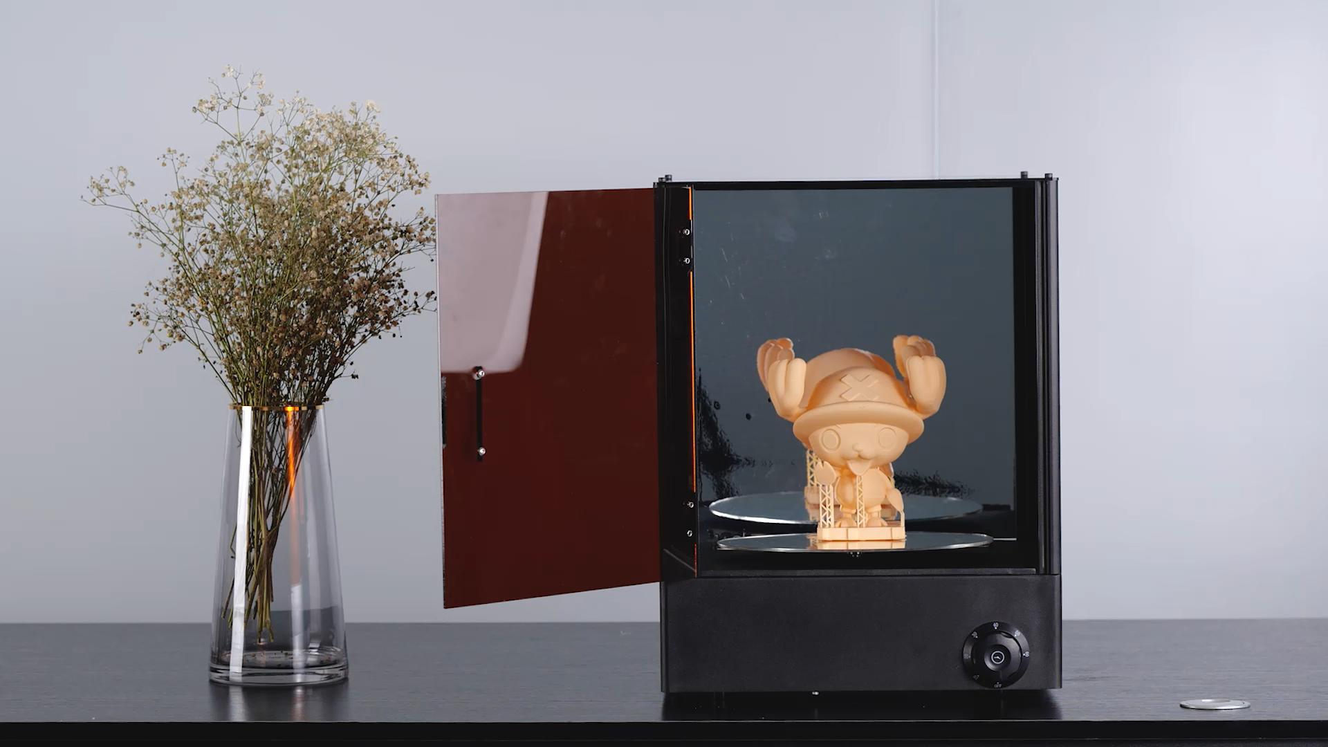 Yidimu卸売uv硬化機lcd 3d印刷硬化機デスクトップ樹脂印刷硬化ボックス
