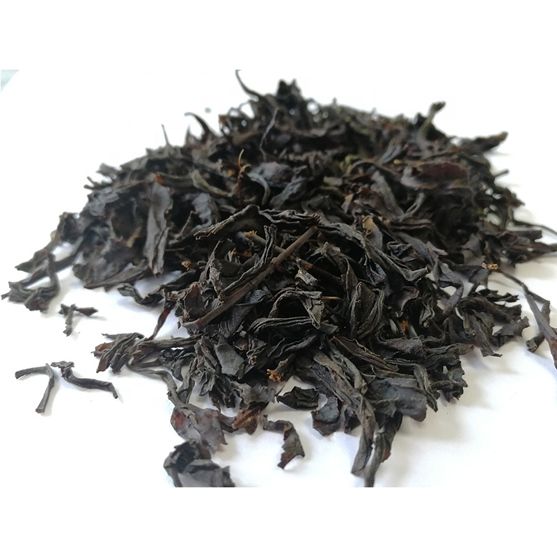 Organic Loose Black Tea Factory Wholesale Tea for Bubble Tea - 4uTea | 4uTea.com