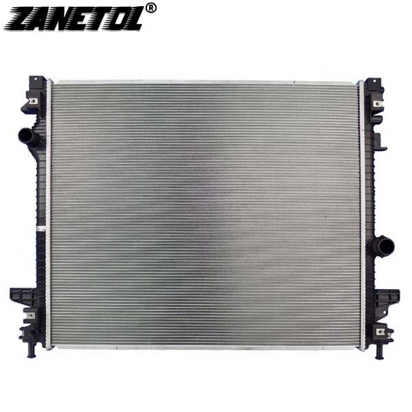 ZANETOL Radiator For FORD EDGE 2015-2017 LINCOLN MKX F2GZ8005B F2GZ-8005-B