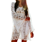 Newest Sexy Beach Cover Up Beach Cover Up Kaftan Beach Wear Sarong Cover Up