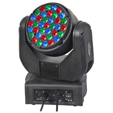 37x3W rgb led bean moving head licht voor evenementen beam <span class=keywords><strong>effect</strong></span>