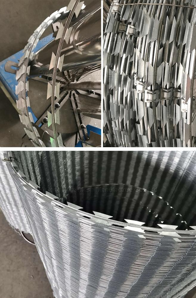 Razor Wire Fence factory Buy good quality Razor Wire Fence products from China