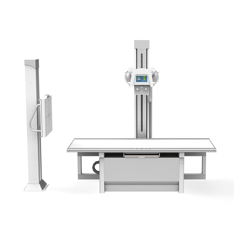 MY-D049J High frequency medical x-ray radiography system 50kw digital x ray machine price