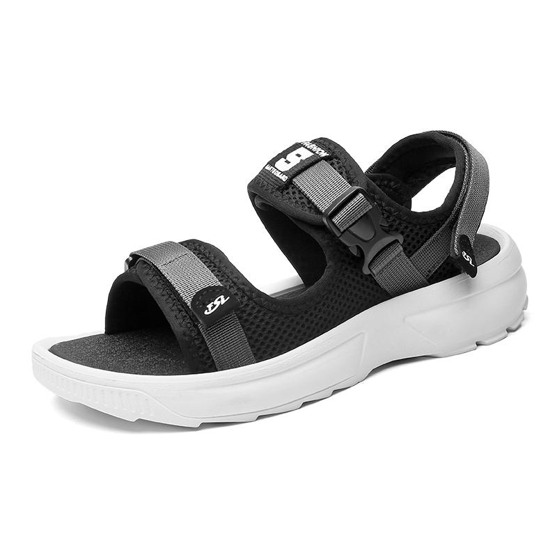 Men Pu And Slippers Arabic Latest Slipper Mens 2020 Sandal Woman New Summer Shoes Fashion Sandals Man