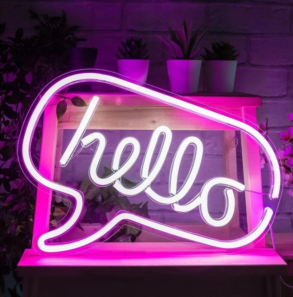 China Factory LED Lighting Acrylic led Neon Logo Signage Wedding Party Bar Custom Made Neon Sign