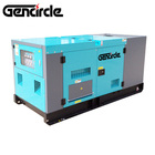 Good Package 300KW Sound Proof Generator Diesel with Engine 2206C-E13TAG2