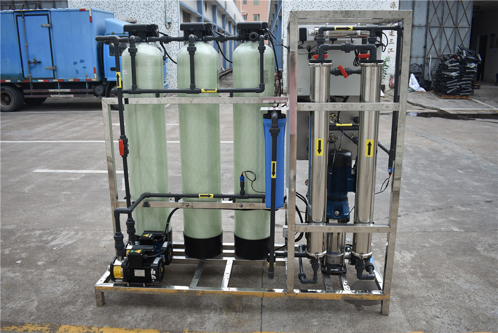 product-Industrial SUS4040 specification ro 1000lph ltr per hour plant price cost quotation Water Re-1