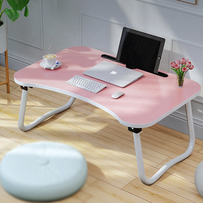 Amazon hot sales foldable <strong>laptop</strong> <strong>table</strong> for lazy bed