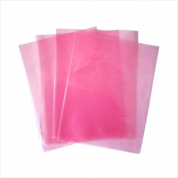 Customized Electronic Products Antistatic PCB Motherboard ESD Pink PE Bag A0105