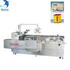 Automatic packing tapebottom sealer paper cardboard box casecarton open forming machinery